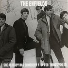 """The Enfields She Already Has Somebody / I'm For Things You Do 7"""" Hyperloop Records UK"""