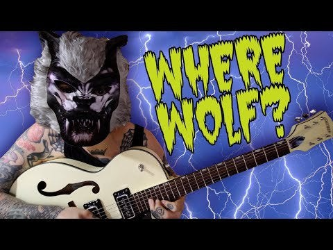 Surf Guitar Lesson – Werewolf – The Frantics [WITH TABS]